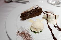 Dessert, Ristorante Carmine, Ushigome