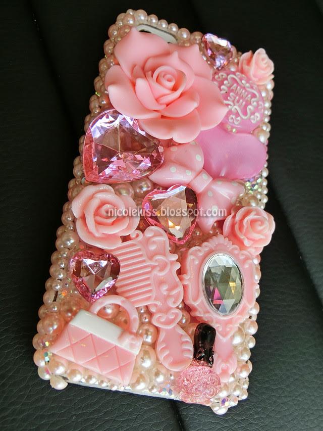 iPhone 5 girly princess casing