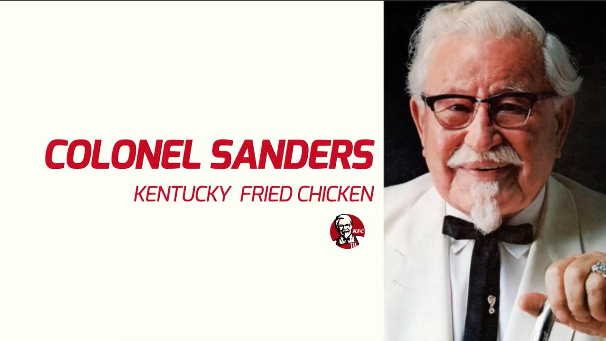 Colonel sanders Biography