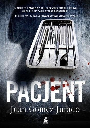 Okładka książki Pacjent