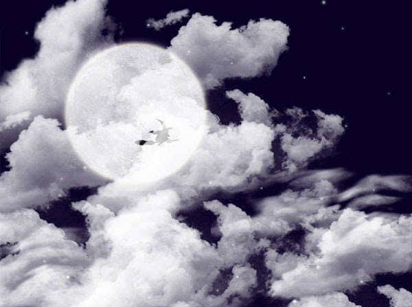 Halloween Moon Animated Wallpaper The Lonely Moon Of Halloween Night Cheap