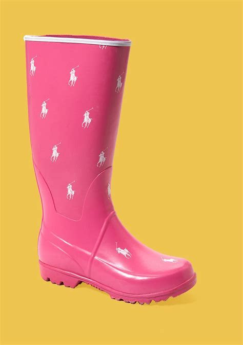 Cheap Pink Rain Boots   Coltford Boots