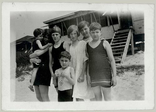 Seven children