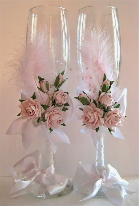 Best 25  Copas decoradas para boda ideas on Pinterest