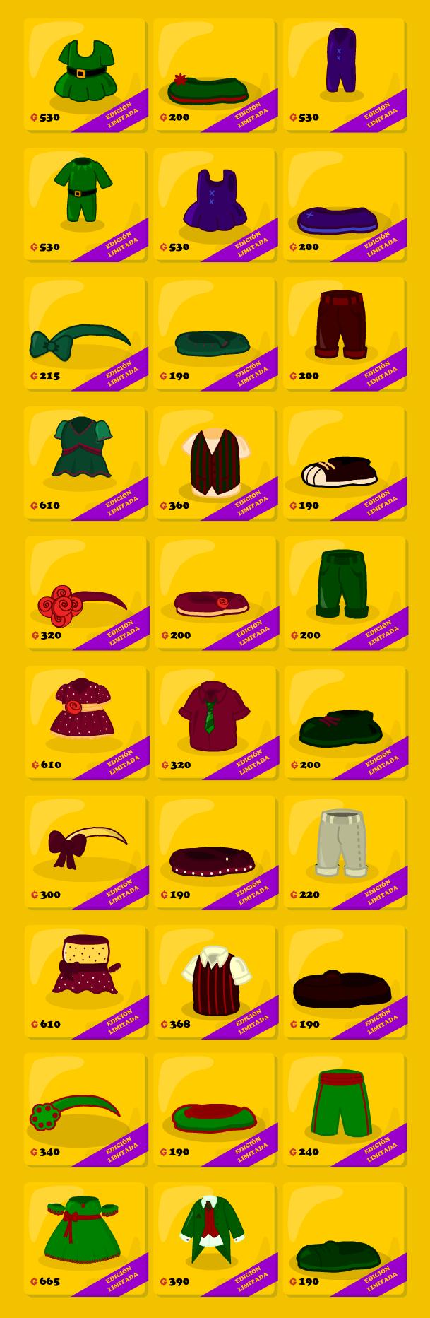 Catálogo de Navidad 2012