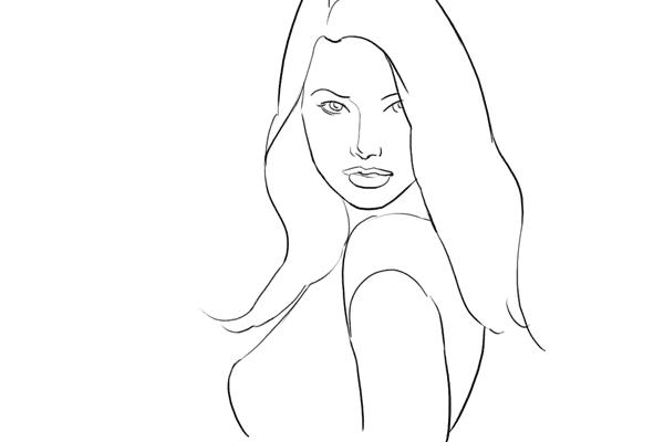 Позирование: позы для женского портрета 2-1