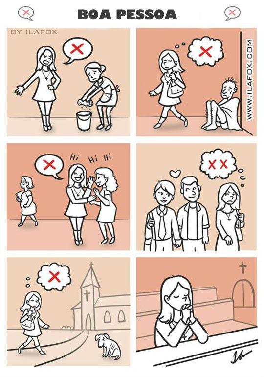 Resultado de imagem para Hipocrisia: Religiosa