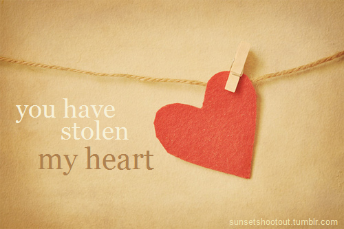 Gamemakertechinfo Images You Stole My Heart Quotes Tumblr