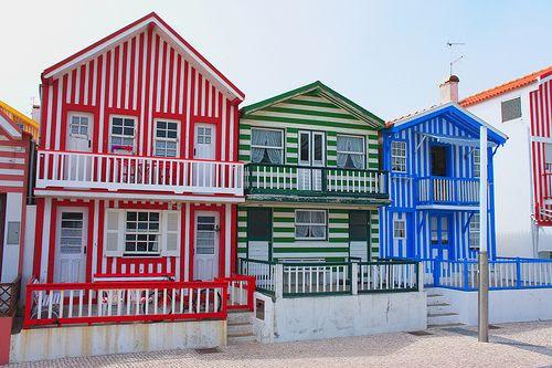 Costa Nova do Prado - Aveiro - Portugal