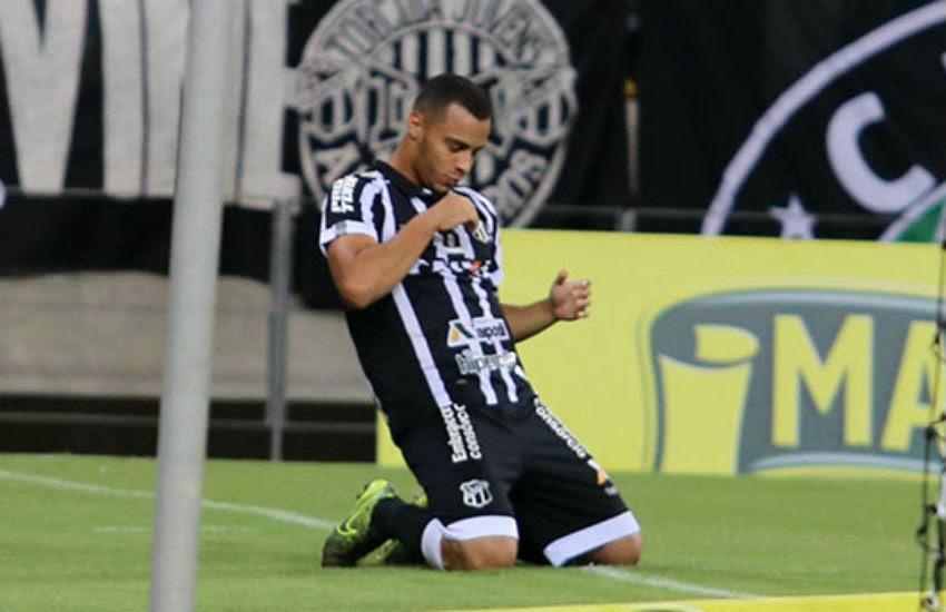 Ceará vence Londrina de virada e avança na Copa do Brasil