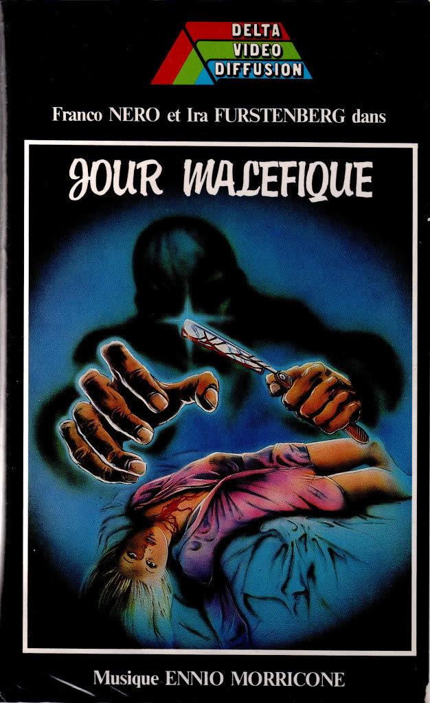 Jour Malefique (VHS Box Art)
