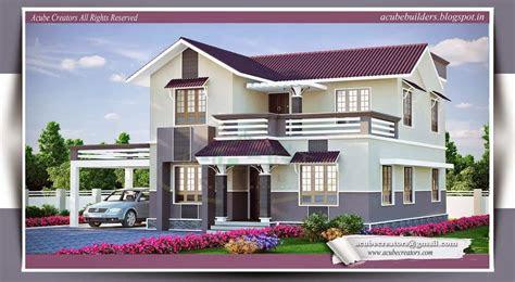 beautiful kerala home plans   sqft