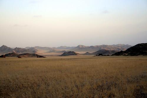 Landscape, Skeleton Coast