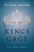 Title: King's Cage (Red Queen Series #3), Author: Victoria Aveyard