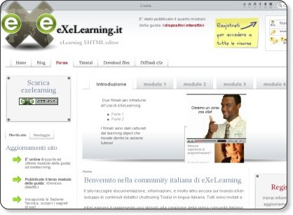 http://www.exelearning.it/