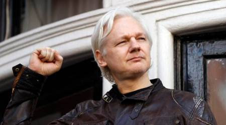 Ecuador urges Assange not to interfere with other countries after Spain complains