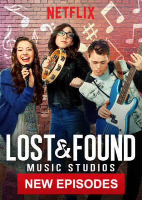 Lost & Found Music Studios - Season 2