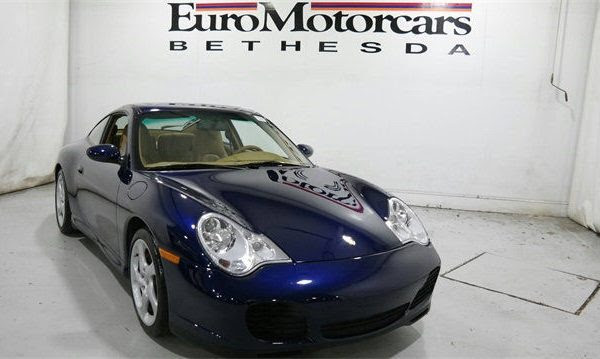 2004 Porsche 911 Carrera 4s 996 Top Speed