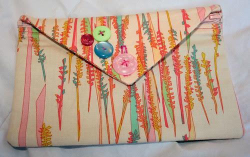 cream envelope closed