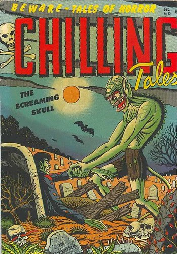 Chilling Tales 13 (Youthful, 1952)