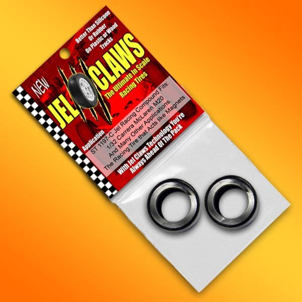 St  32 Scale Jel Claws Tire For Carrera Mclaren M20