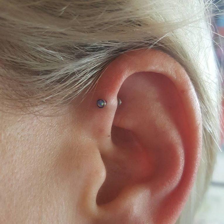 60 Best Forward Helix Piercing Ideas Try Something New2018