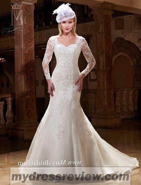 Flared Sleeve Wedding Dress & Make You Look Like A