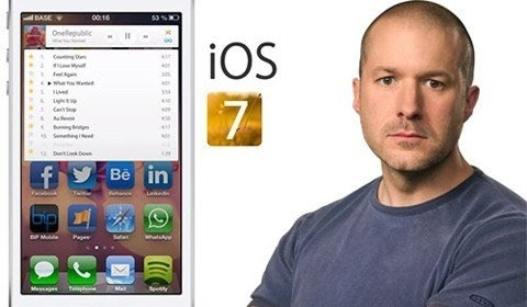 Apple, iOS 7, iPad