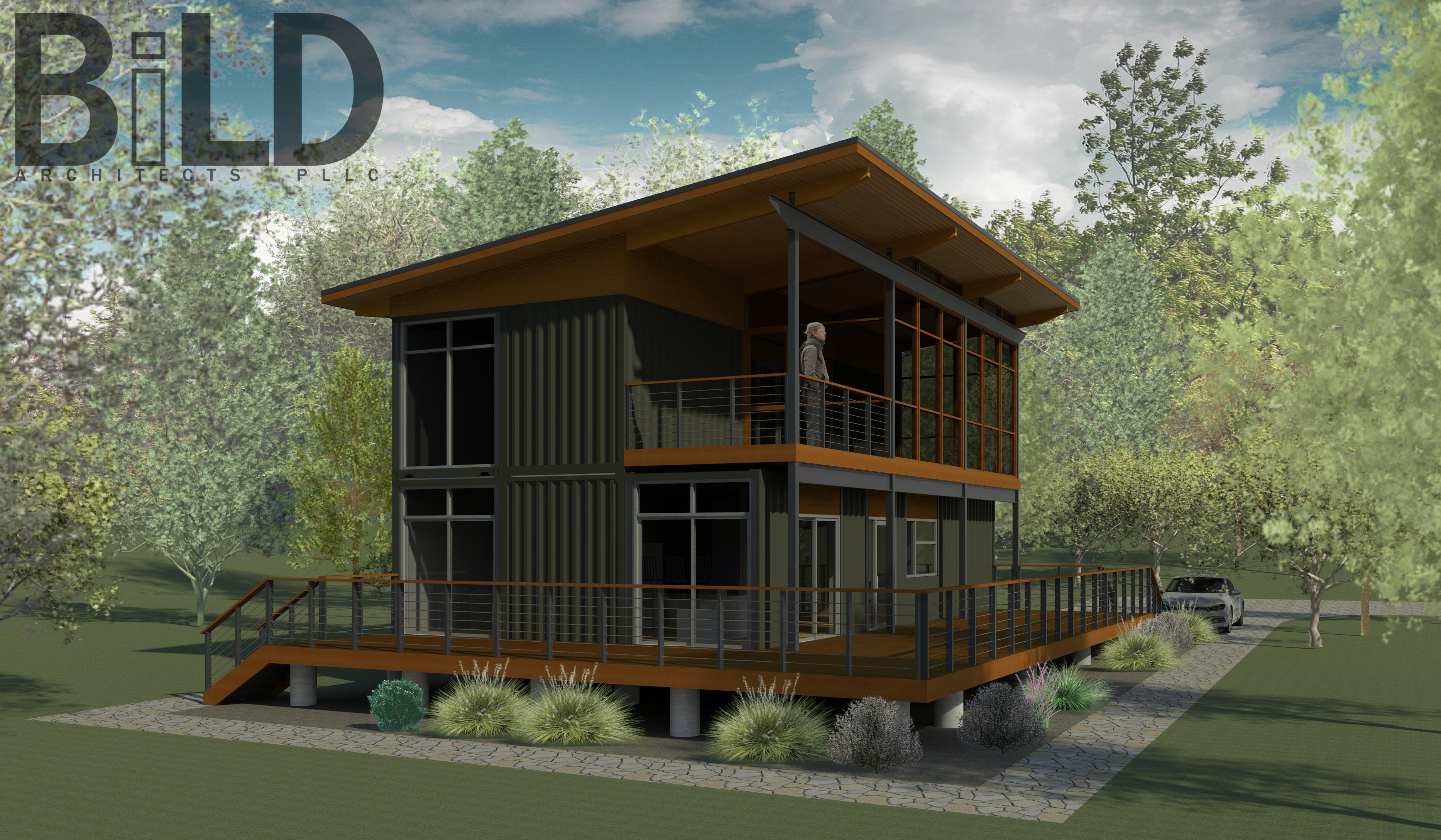 20 Images Simple Container House Plans