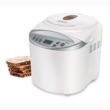 Sunbeam Bread Maker with Gluten-Free Setting, 2 lb ...