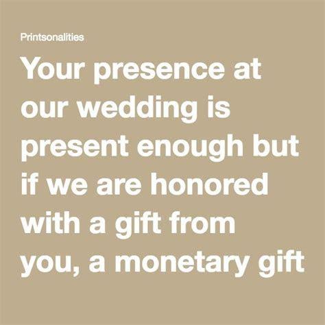 presence   wedding  present