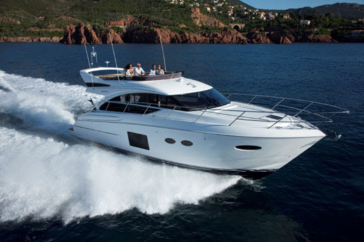 Princess Yacht 52