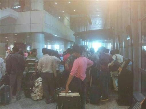 13 General Election - Phantom Voters Bangladeshi at Airport