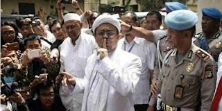 Walk Out dari Ruang Sidang, Habib Rizieq: Saya Dipaksa, Saya Dihinakan