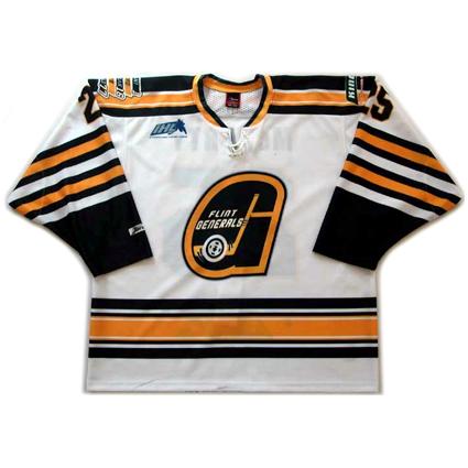 Flint Generals jersey