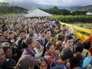 Inflation To Reach 1,600% In Venezuela Next Year As 120,000 Cross The Colombian Border In Search Of Food