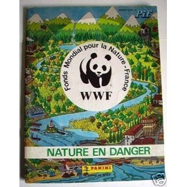 Album Images Panini - Wwf Nature En Danger - N° 0