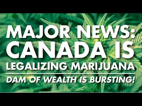 Californian & Canadian Cannabis: Expect a Profits Windfall