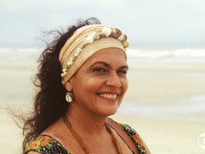 Regina Dourado em Tropicaliente (Foto: CEDOC / TVGLOBO)