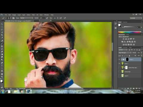 Here are some quick turtorials using Adobe Photoshop CC [Videos]
