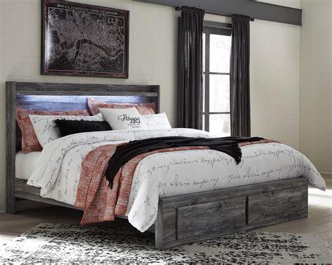 signature design  ashley baystorm king panel bed