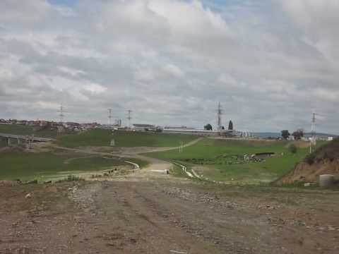 VIDEO Cum se vede şoseaua de centură a municipiului Suceava de la sol