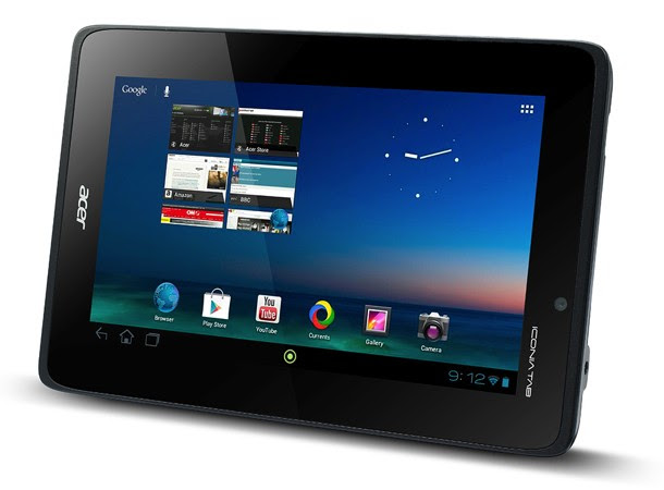 Acer Iconia Tab reaches North America on October 30th for $230, faces a tough fight