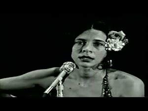 Gal Costa canta Volta... Un video increíblemente bello de 1973