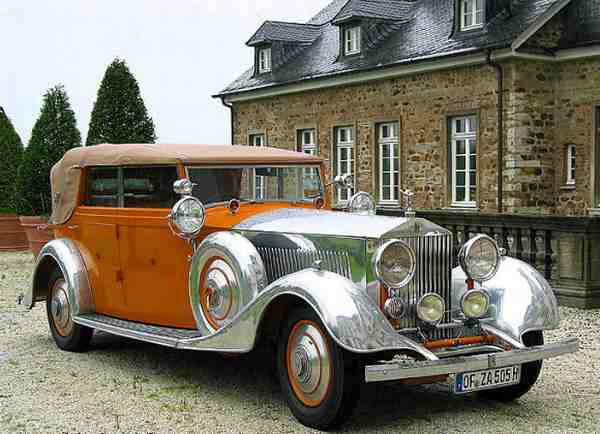 Rolls Royce 1934 Phantom II Indian Maharaja's Grandson Grabs The World's Most Expensive Rolls Royce For Bottom Dollar