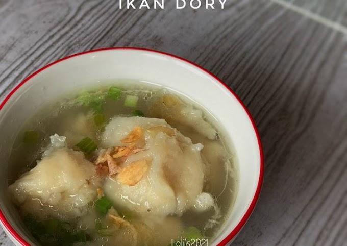 Resep Mudah Tekwan Ikan Dory Anti Gagal