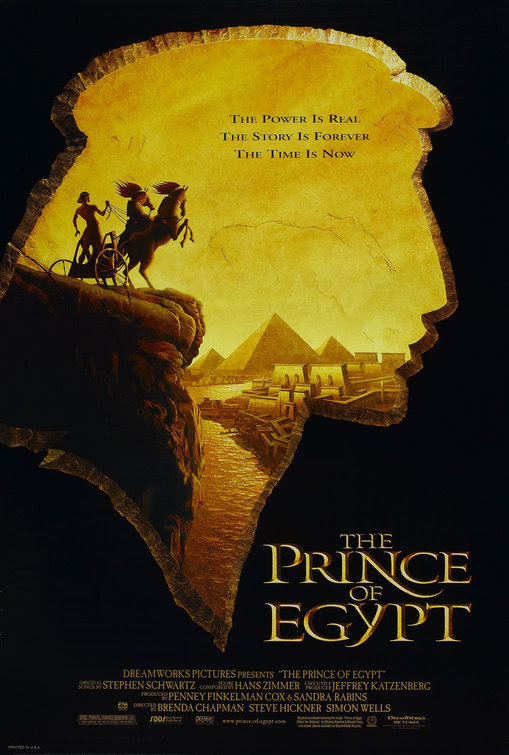 The Prince of Egypt Poster - Internet Movie Poster Awards Gallery
