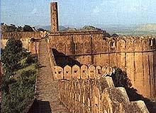 Jaigarh Fort, Jaigarh