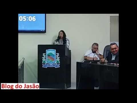 Vereadora Aize Bezerra:Parabeniza o prefeito Maurício e fala de certos comportamentos infantis do mesmo.