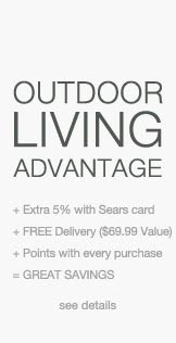 Patio Furniture: Find Outdoor Furnishings at Sears